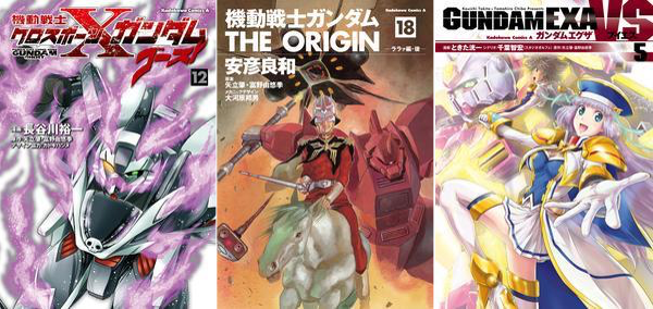 1605 monthly gundam